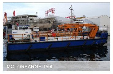 Arya Shipyard - Workboat , New Build, Steel Workboats